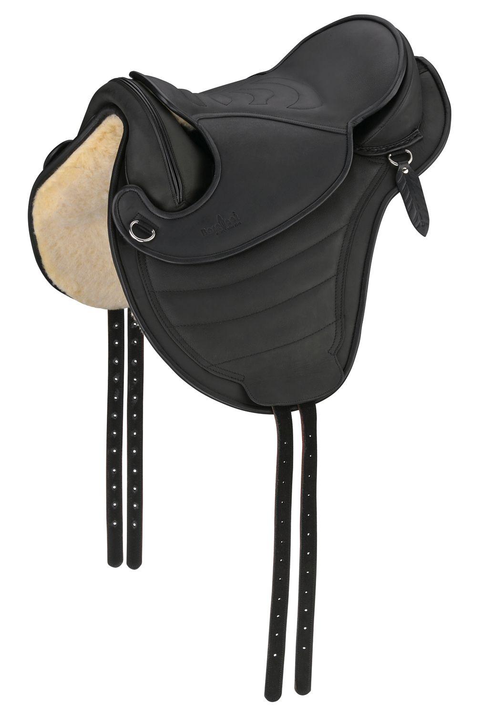 Cheyenne - sattel-ch-leather schwarz-1