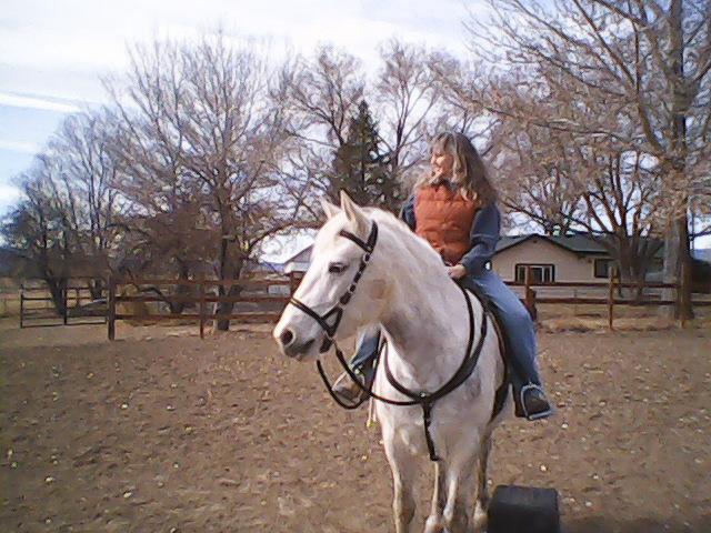 Kim and Sally from Sallys Saddles